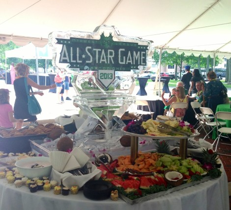 All star spread